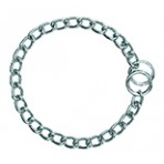 Collier Gourmette CHROME 1 rang